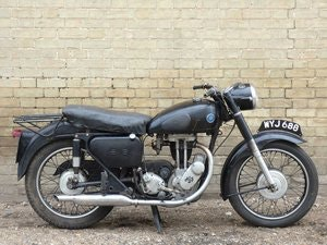 Picture of 1957 AJS 16MS 350cc For Sale