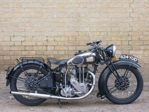 Picture of 1936 AJS Model 36/8 500cc SOLD