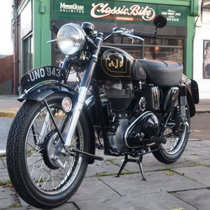 Picture of 1952 AJS 16MS 350cc Classic, Buff Book, RESERVED FOR VLADIMIR. SOLD