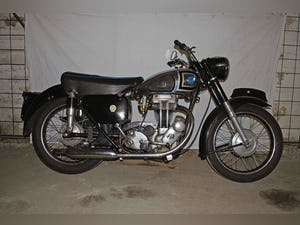 1954 Ajs 359cc For Sale (picture 1 of 5)