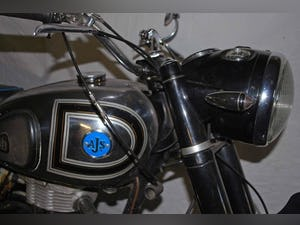 1954 Ajs 359cc For Sale (picture 3 of 5)