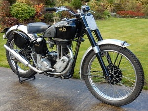 Picture of AJS 16M Competition 350cc  1949  Fabulous Condition For Sale