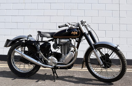 Picture of 1953 AJS 500cc 18CS - Great Condition For Sale