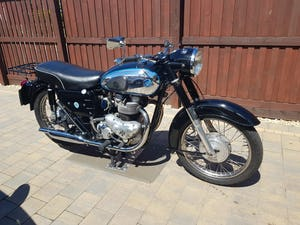 1959 AJS Model 31 Deluxe For Sale (picture 1 of 9)