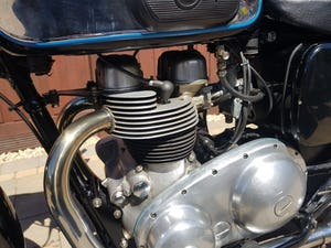 1959 AJS Model 31 Deluxe For Sale (picture 2 of 9)