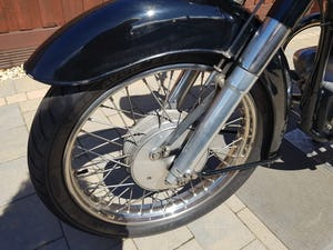 1959 AJS Model 31 Deluxe For Sale (picture 6 of 9)