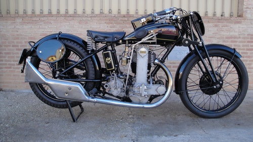 Picture of 1929 AJS MR10 SR ( special racing )OHC 500 c.c.   For Sale