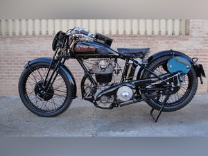 1929 AJS MR10 SR ( special racing )OHC 500 c.c.   For Sale (picture 2 of 12)