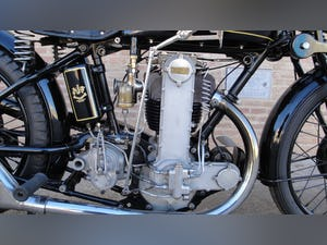 1929 AJS MR10 SR ( special racing )OHC 500 c.c.   For Sale (picture 3 of 12)