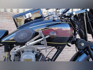 1929 AJS MR10 SR ( special racing )OHC 500 c.c.   For Sale (picture 11 of 12)