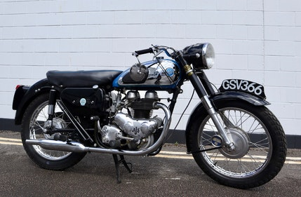 Picture of 1957 19587AJS 600cc Model 30 - Excellent Condition For Sale