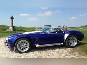 2008 AK Sportscars AC Cobra V8 Chevy 383 Stroker For Sale (picture 1 of 12)