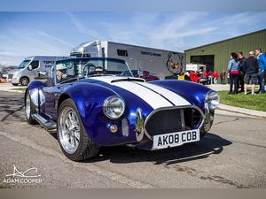 2008 AK Sportscars AC Cobra V8 Chevy 383 Stroker For Sale (picture 3 of 12)