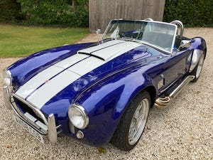 2008 AK Sportscars AC Cobra V8 Chevy 383 Stroker For Sale (picture 4 of 12)