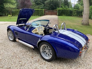 2008 AK Sportscars AC Cobra V8 Chevy 383 Stroker For Sale (picture 5 of 12)