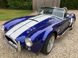 2008 AK Sportscars AC Cobra V8 Chevy 383 Stroker For Sale (picture 12 of 12)