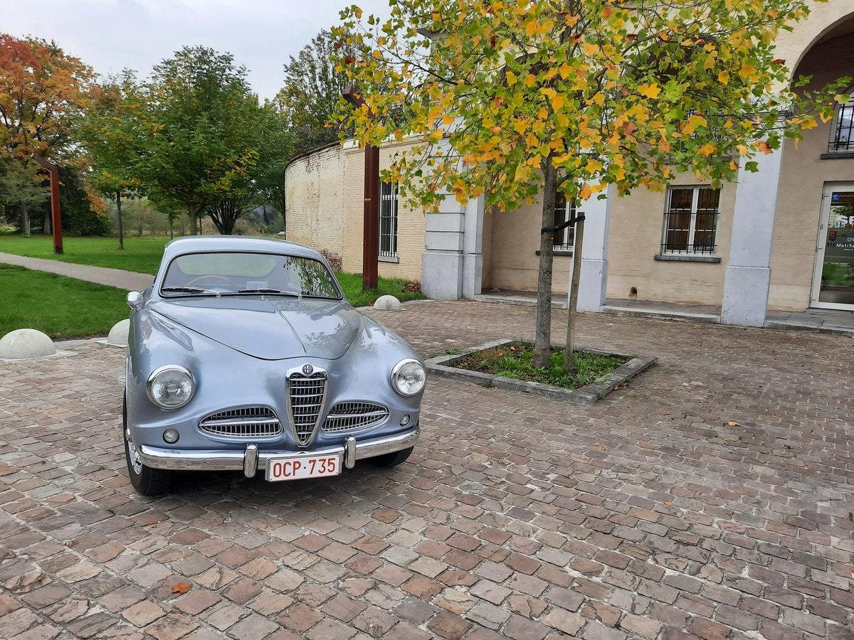 1953 RHD Alfa Romeo 1900 Touring For Sale (picture 1 of 4)