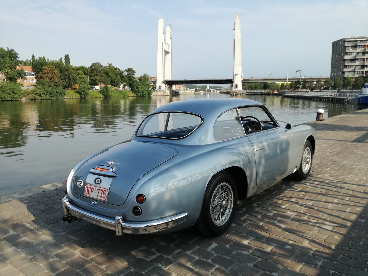 1953 RHD Alfa Romeo 1900 Touring For Sale (picture 3 of 4)