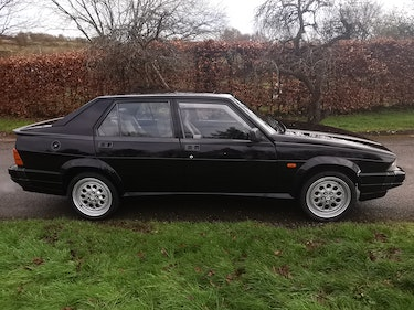 Picture of 1988 Alfa Romeo 75 3.0 V6 Professionally Restored For Sale