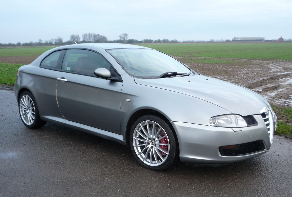 2005 Alfa GT 3.2 V6 For Sale (picture 2 of 6)