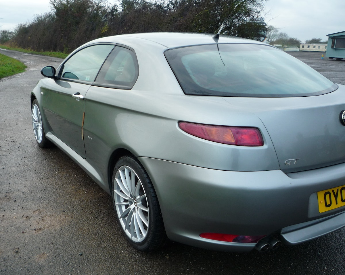 2005 Alfa GT 3.2 V6 For Sale (picture 3 of 6)