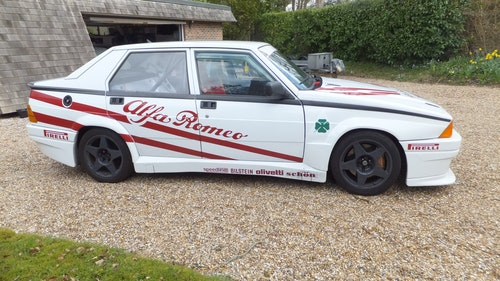 Picture of 1991 Alfa 75 Turbo road/track/race car For Sale