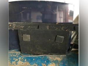 1978 Alfetta GTV/ GTV SE  Bonnet and seats and misc parts For Sale (picture 2 of 6)