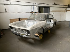 1971 Alfa GT Junior Project - most welding done For Sale (picture 1 of 7)