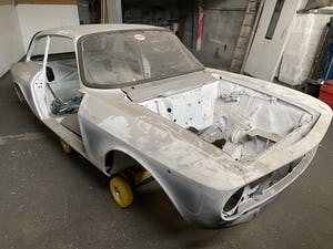 1971 Alfa GT Junior Project - most welding done For Sale (picture 4 of 7)