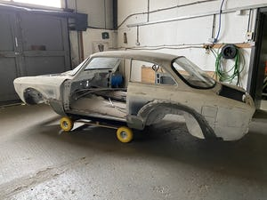 1971 Alfa GT Junior Project - most welding done For Sale (picture 7 of 7)