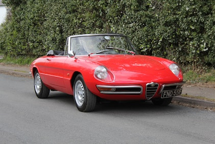 Picture of 1967 Alfa Romeo 1600 Duetto Spider - First Class For Sale