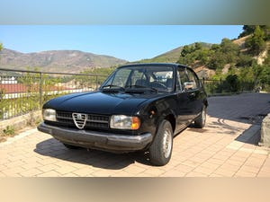 1979 Never Restored with original paint Alfa Alfasud 1,3 Super For Sale (picture 1 of 12)
