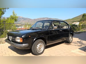 1979 Never Restored with original paint Alfa Alfasud 1,3 Super For Sale (picture 2 of 12)