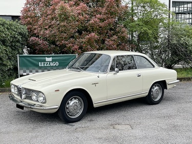 Picture of 1966 Alfa Romeo - 2600 Sprint S2 (106.02) For Sale