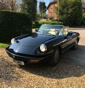 Picture of 1991 ALFA ROMEO 2 LTRE  S4 SPYDER RHD SUPPLIED NEW IN ROME For Sale