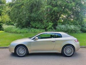 2006 Alfa Romeo Brera.. 2.2 JTS.. 6 Speed Manual For Sale (picture 2 of 12)