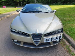 2006 Alfa Romeo Brera.. 2.2 JTS.. 6 Speed Manual For Sale (picture 4 of 12)