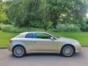 2006 Alfa Romeo Brera.. 2.2 JTS.. 6 Speed Manual For Sale (picture 11 of 12)