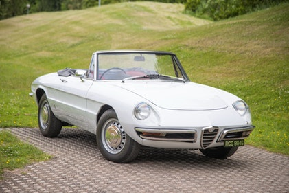 Picture of 1969 Alfa Romeo 1750 Spider Veloce For Sale by Auction
