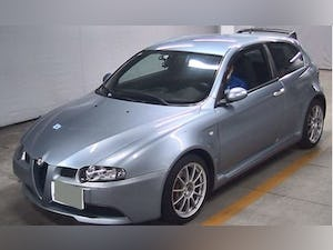 2003 Alfa Romeo 147 GTA 3.2 liter Busso LHD 6 speed M $13.5k For Sale (picture 1 of 7)