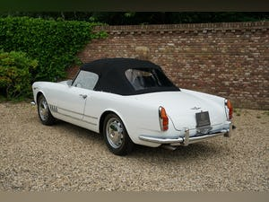 1959 Alfa Romeo 2000 Touring Spider Nice overall condition, perfe For Sale (picture 2 of 6)
