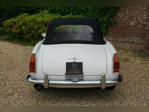 1959 Alfa Romeo 2000 Touring Spider Nice overall condition, perfe For Sale (picture 6 of 6)