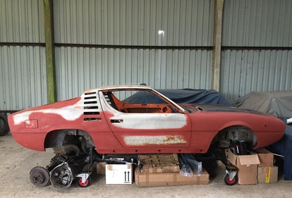 Picture of 1976 RHD Montreal restoration project For Sale