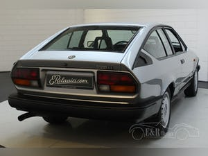 Alfa Romeo GTV6 2.5 V6 1984 Very nice condition For Sale (picture 7 of 8)