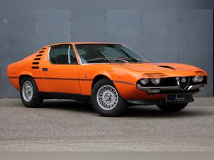 1972 Alfa Romeo Montreal LHD For Sale (picture 1 of 12)