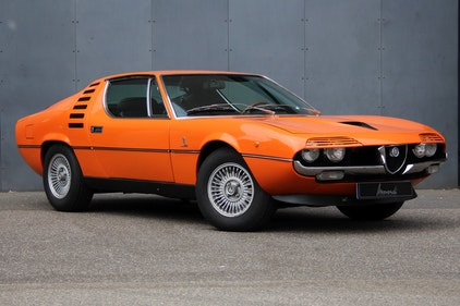 Picture of 1972 Alfa Romeo Montreal LHD For Sale