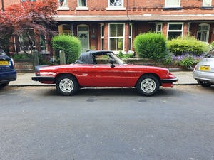 1985 Excellent Condition Alfa Romeo Spider For Sale (picture 3 of 12)