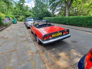 1985 Excellent Condition Alfa Romeo Spider For Sale (picture 5 of 12)