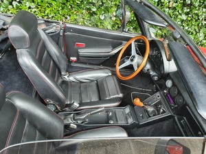1985 Excellent Condition Alfa Romeo Spider For Sale (picture 11 of 12)