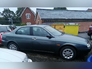2000 Alfa Romeo 156 2.0 T/S Veloce FSH very clean For Sale (picture 1 of 12)